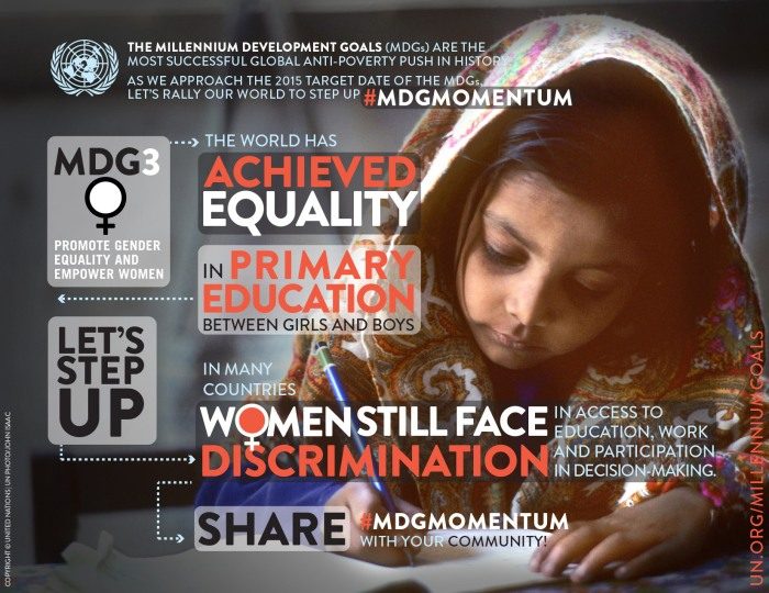 MDG 2 Produced by UN Department of Public Information